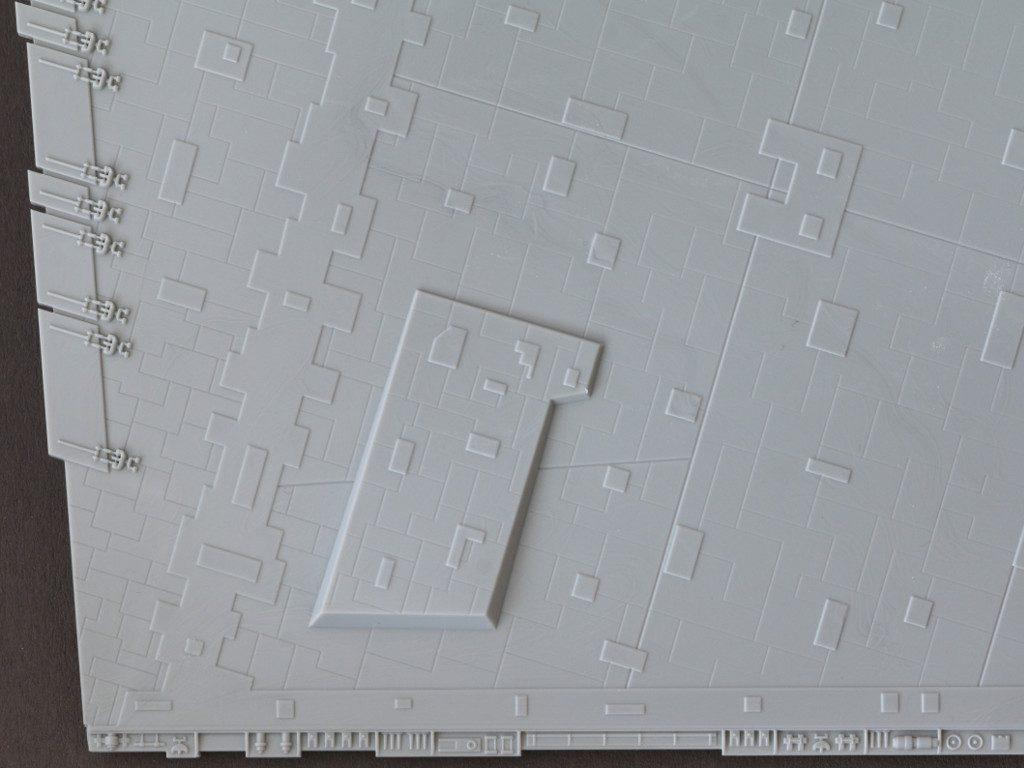 B-2-1-1024x768 Imperial Star Destroyer Revell 1:2700 (#06052)