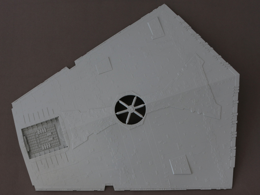 B-2 Imperial Star Destroyer Revell 1:2700 (#06052)