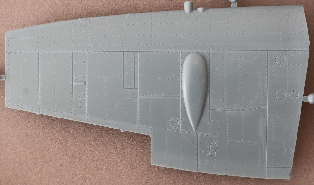 B-3-1024x603 Spitfire Mk. IXc (early version) Eduard ProfiPACK 1:48 (#8282)