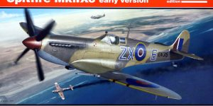 Spitfire Mk. IXc (early version) Eduard ProfiPACK 1:48 (#8282)