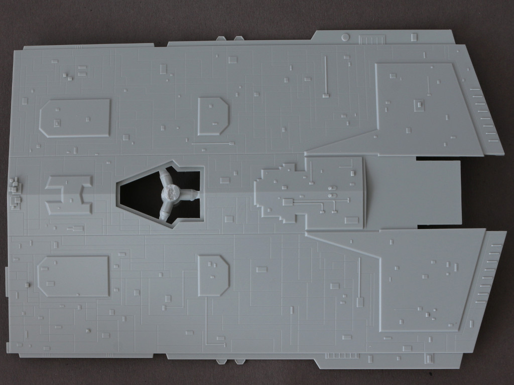 E Imperial Star Destroyer Revell 1:2700 (#06052)