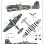 Eduard-1131-Hawker-Typhoon-Mk.-Ib-Lackierung-C-150x150 TIFFY - Typhoon Mk. Ib von Eduard im Maßstab 1:48 ( # 1131 )