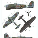 Eduard-1131-Hawker-Typhoon-Mk.-Ib-Lackierung-D-150x150 TIFFY - Typhoon Mk. Ib von Eduard im Maßstab 1:48 ( # 1131 )