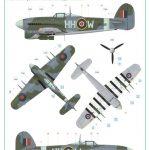 Eduard-1131-Hawker-Typhoon-Mk.-Ib-Lackierung-E-150x150 TIFFY - Typhoon Mk. Ib von Eduard im Maßstab 1:48 ( # 1131 )