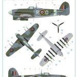 Eduard-1131-Hawker-Typhoon-Mk.-Ib-Lackierung-F-150x150 TIFFY - Typhoon Mk. Ib von Eduard im Maßstab 1:48 ( # 1131 )