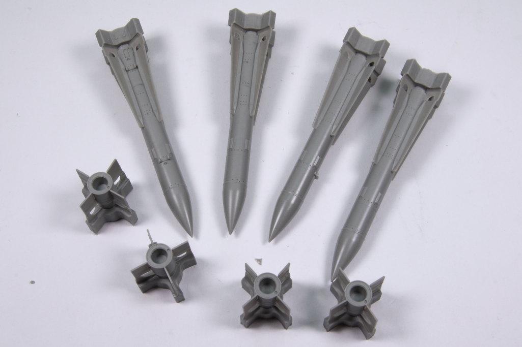 Eduard_F-14_Weapons-Set_01 F-14A Weapons Set - Eduard 1/48  ---  #SIN64828