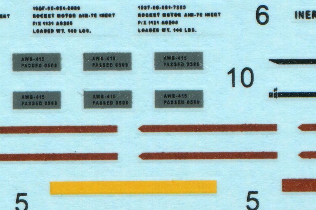 Eduard_F-14_Weapons-Set_31 F-14A Weapons Set - Eduard 1/48  ---  #SIN64828