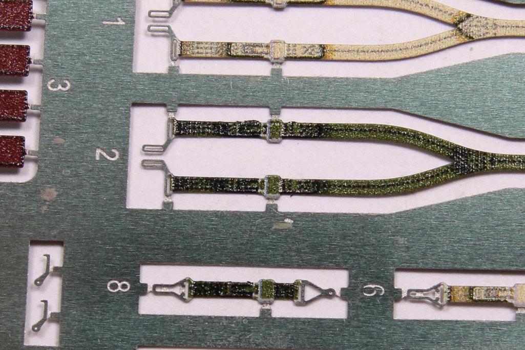 Eduard_Seatbelt-USAF-WWII__04 Seatbelts WWII - 'RAF late' und 'USAF' - Eduard STEEL 1/48 - #FE817 und FE818