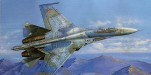 Su-27 Flanker B – Hobby Boss 1/48 — 81711