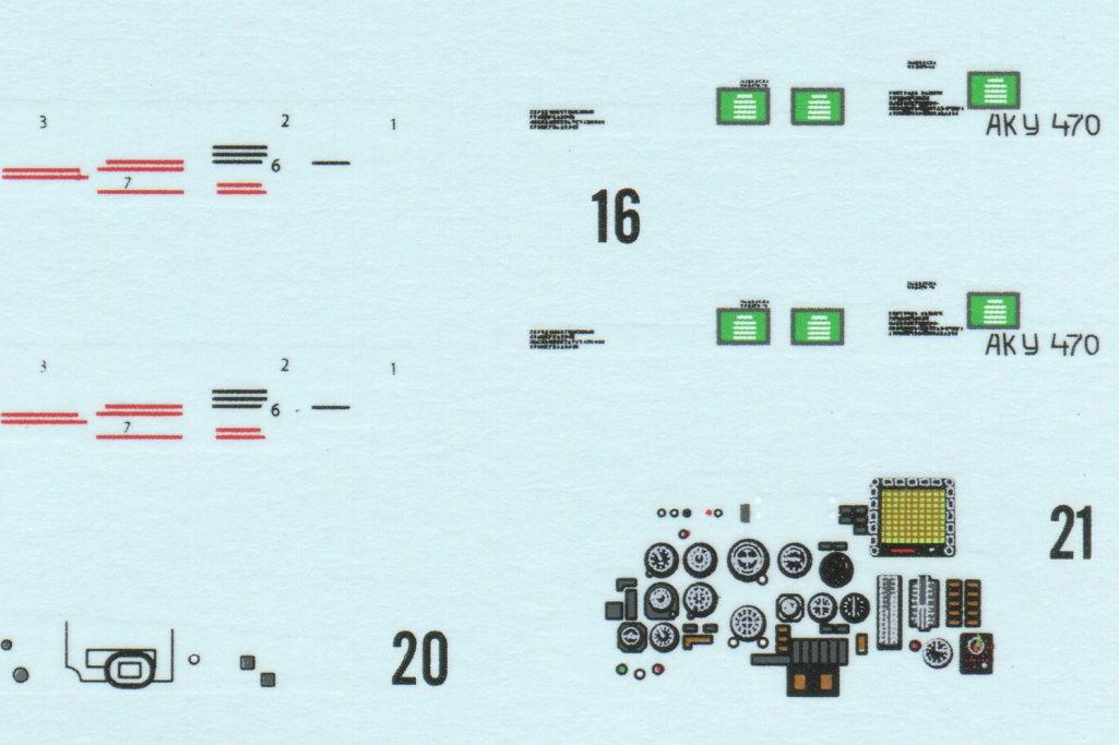 Hobby-Boss_Su-27_66 Su-27 Flanker B - Hobby Boss 1/48 --- 81711