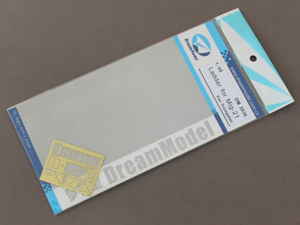 Leiter1 Ladder for Mig-21 Dream Model 1:48 (DM 2036)