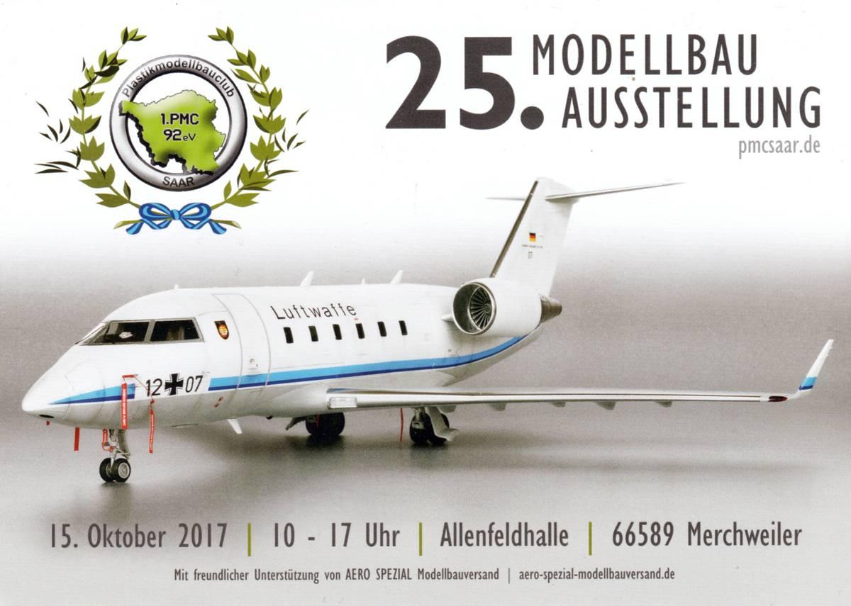 Merchweiler-2017 25. Ausstellung des PMC Saar in Merchweiler am 15. Oktober