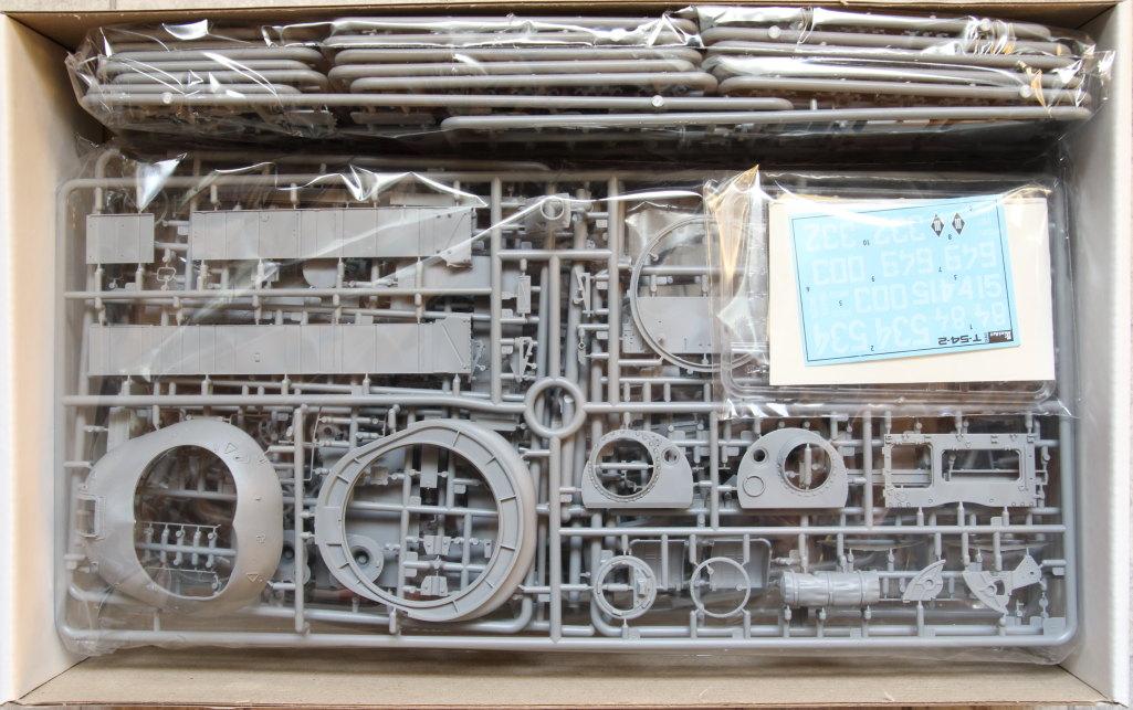 MiniArt_T-54-2_1949_002 T-54-2 Mod. 1949 - MiniArt - 1/35 --- #37012