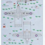 Revell-03934-Vampire-F-Mk.-3-10-150x150 de Havilland Vampire F Mk. 3 von Revell im Maßstab 1:72