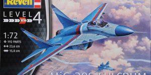 MiG-29S Fulcrum von Revell (1:72; # 03936 )