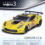 Revell-07036-Corvette-C.7R-69-150x150 Corvette 7R von Revell im Maßstab 1:25