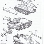 Zvezda-6183-German-Heavy-Tank-Destroyer-Jagdpanther-16-150x150 German heavy Tank Destroyer Jagdpanther von Zvezda im Maßstab 1:100