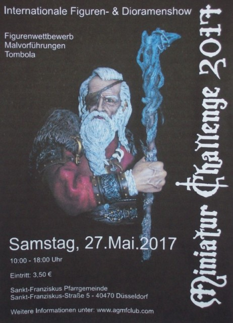 001 AGMF Miniatur Challenge 27. Mai 2017