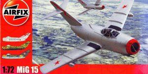 MiG-15 Airfix