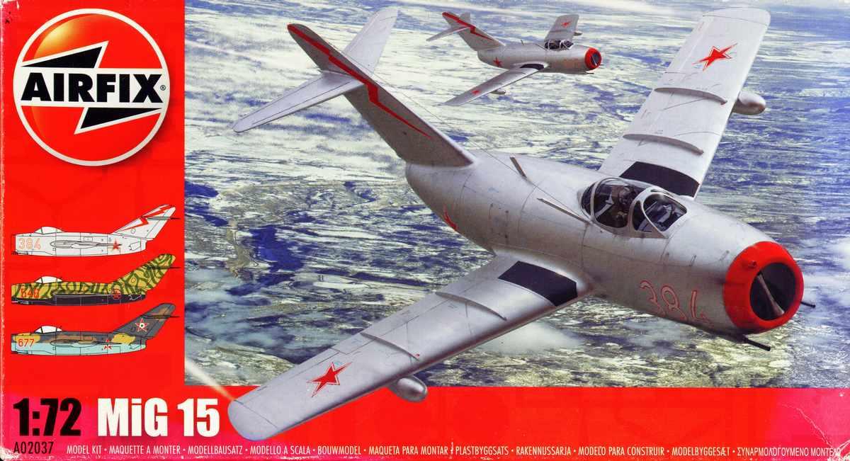 Airfix-MiG-15-14 MiG-15 Airfix
