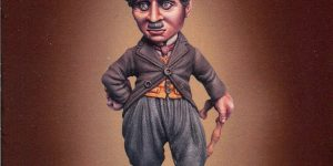 "Figur ""Charlie"" – Cartoon miniatures"