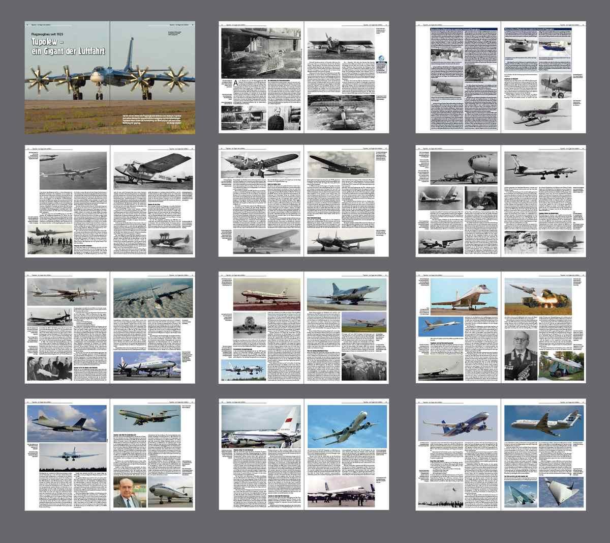 FliegerRevueX-Nr.-65-Tupolew Die neue Flieger Revue X ist da!