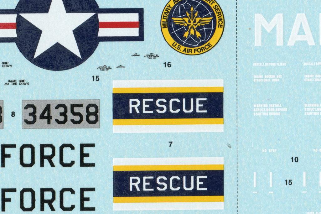 Italeri-H-21C_36 H-21C Shawnee 'Flying Banana' - Italeri 1/48  ---  #2733