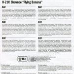 Italeri-H-21C_38-150x150 H-21C Shawnee 'Flying Banana' - Italeri 1/48  ---  #2733