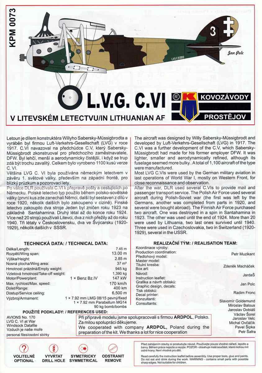 Kovozavody-KPM-073-LVG-C.VI-Litauen-12 LVG C.VI von Kovozavody in 1:72