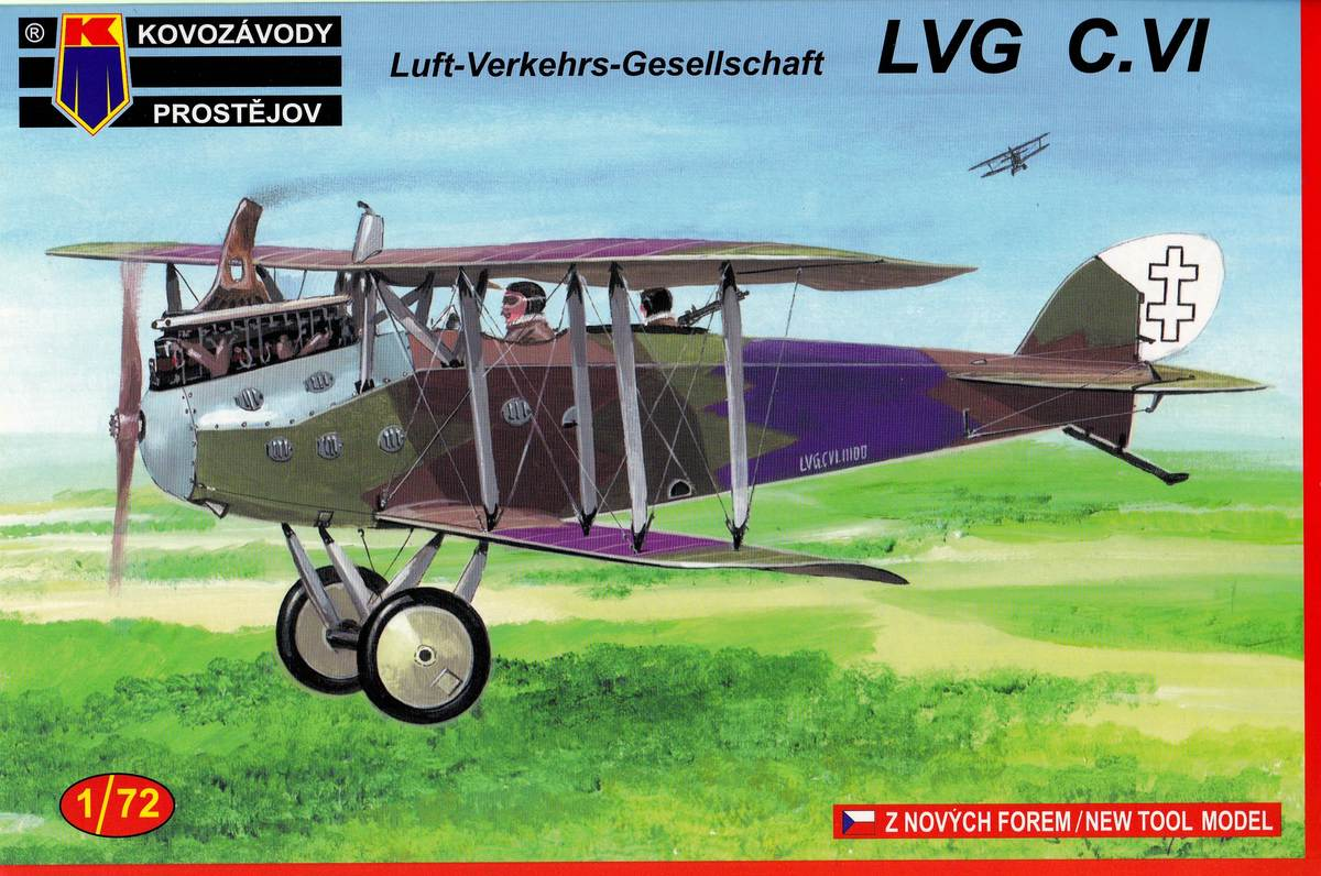 Kovozavody-KPM-073-LVG-C.VI-Litauen-17 LVG C.VI von Kovozavody in 1:72