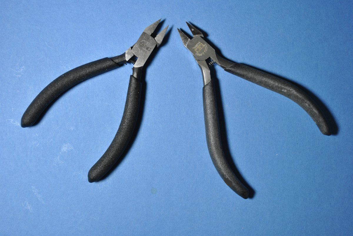 MENG-Werkzeug-6 Basic Hobby Tool von MENG