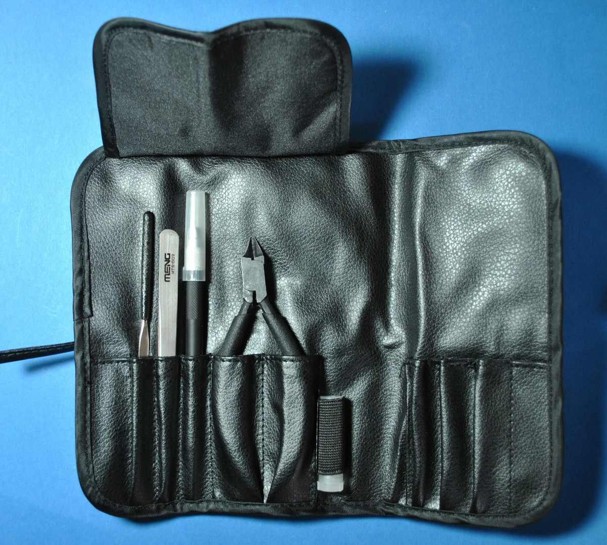 MENG-Werkzeug-9 Basic Hobby Tool von MENG