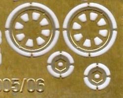 MikroMIr-48005-La-9-Radnaben Lawotschkin La-9 von MikroMir 48005
