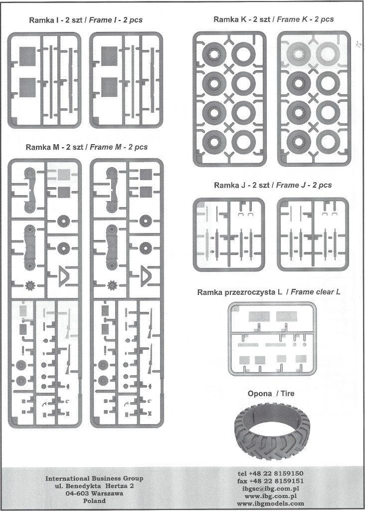 04-732x1024 Scammell Pioneer SV2S Heavy Breakdown Tractor IBG Models 1:35 (#35029)