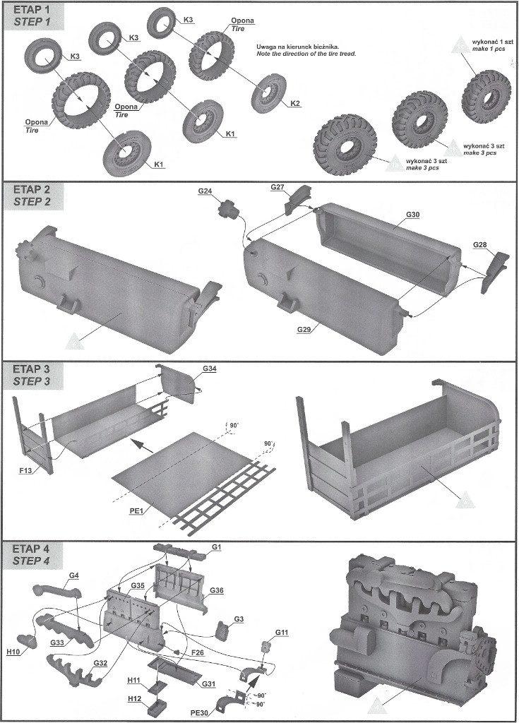 05-735x1024 Scammell Pioneer SV2S Heavy Breakdown Tractor IBG Models 1:35 (#35029)