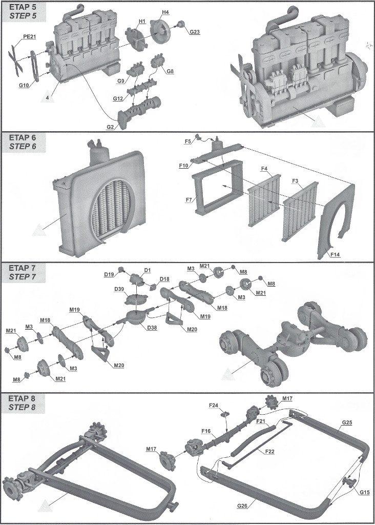 06-732x1024 Scammell Pioneer SV2S Heavy Breakdown Tractor IBG Models 1:35 (#35029)
