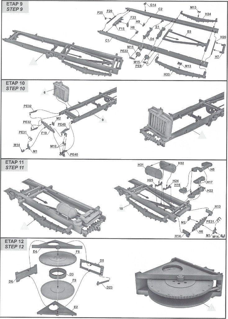 07-734x1024 Scammell Pioneer SV2S Heavy Breakdown Tractor IBG Models 1:35 (#35029)