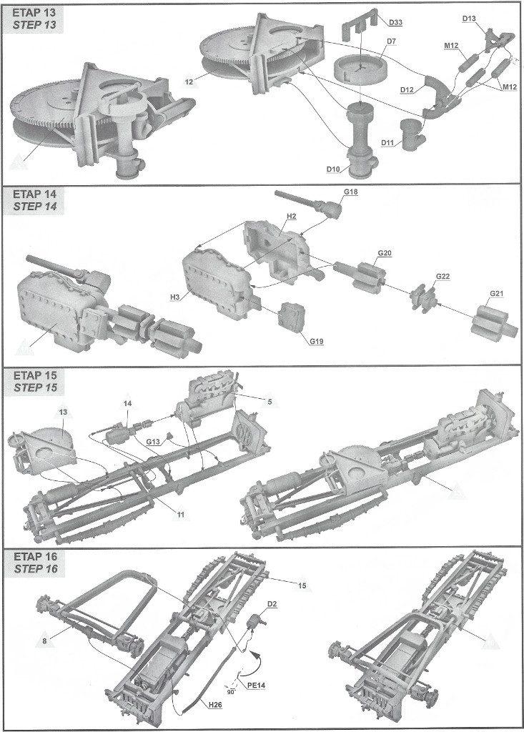 08-733x1024 Scammell Pioneer SV2S Heavy Breakdown Tractor IBG Models 1:35 (#35029)