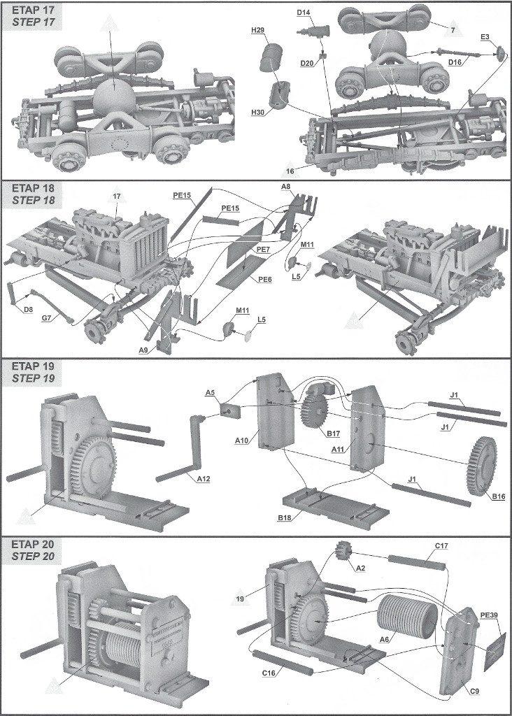 09-732x1024 Scammell Pioneer SV2S Heavy Breakdown Tractor IBG Models 1:35 (#35029)