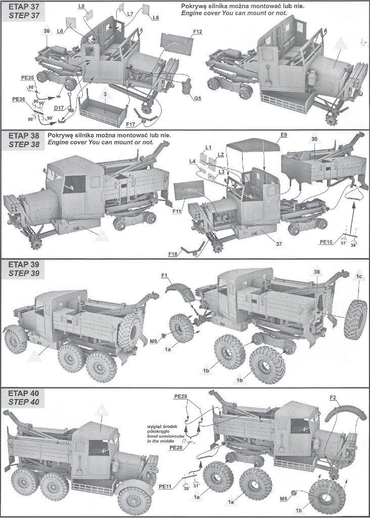 14-732x1024 Scammell Pioneer SV2S Heavy Breakdown Tractor IBG Models 1:35 (#35029)