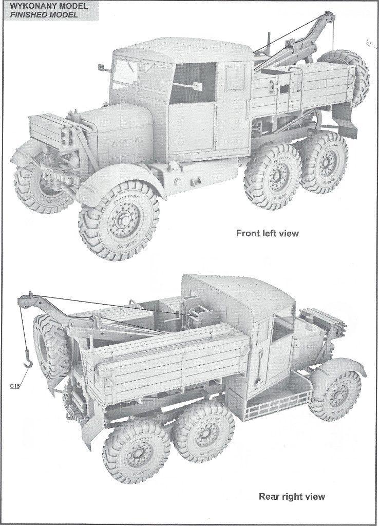 15-738x1024 Scammell Pioneer SV2S Heavy Breakdown Tractor IBG Models 1:35 (#35029)