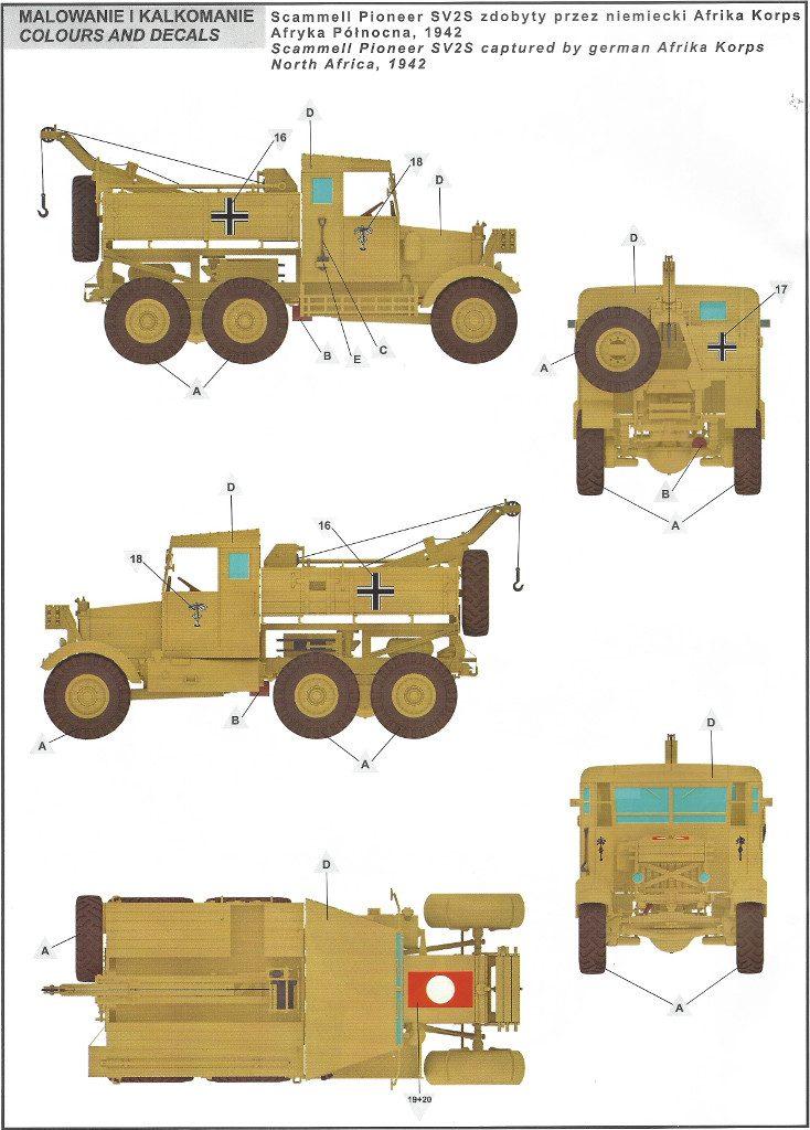16-734x1024 Scammell Pioneer SV2S Heavy Breakdown Tractor IBG Models 1:35 (#35029)