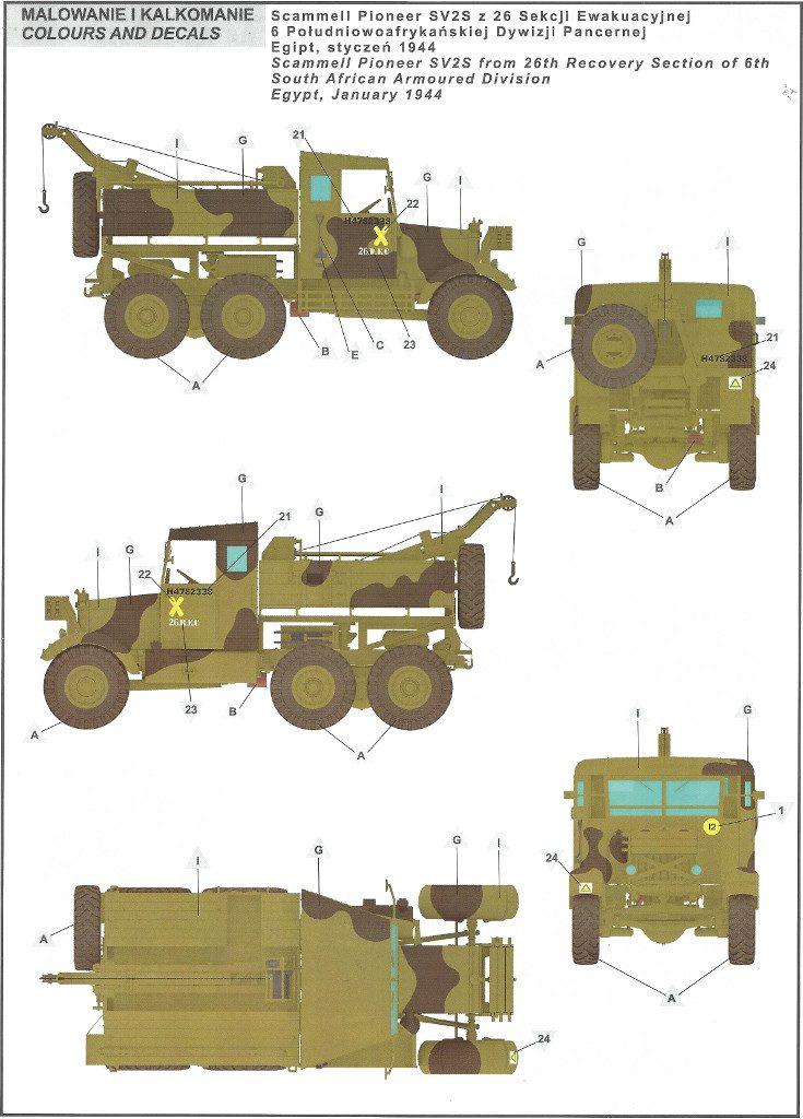19-735x1024 Scammell Pioneer SV2S Heavy Breakdown Tractor IBG Models 1:35 (#35029)