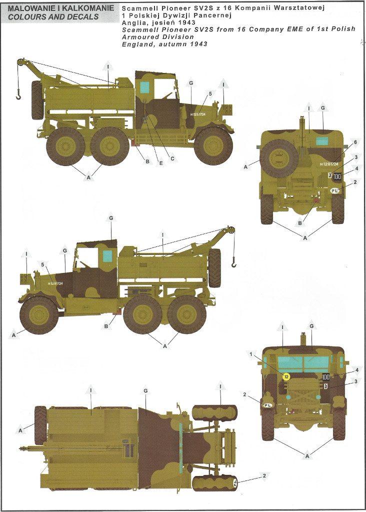 20-732x1024 Scammell Pioneer SV2S Heavy Breakdown Tractor IBG Models 1:35 (#35029)