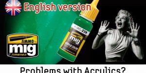 Mig Jimenez: How to use acrylic paints