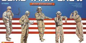 USMC Tank Crew 1:35 Miniart (#37008)