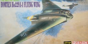 Horten Ho229A-1 Flying Wing 1:48 Dragon (#5505)