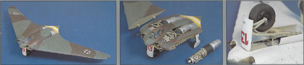 Box Horten Ho229A-1 Flying Wing 1:48 Dragon (#5505)