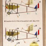 Caudron_G.IV_Late_60-150x150 Caudron G.IV Late - Copper State Models 1/48  ---  #CSM 1027
