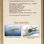 Caudron_G.IV_Late_61-150x150 Caudron G.IV Late - Copper State Models 1/48  ---  #CSM 1027